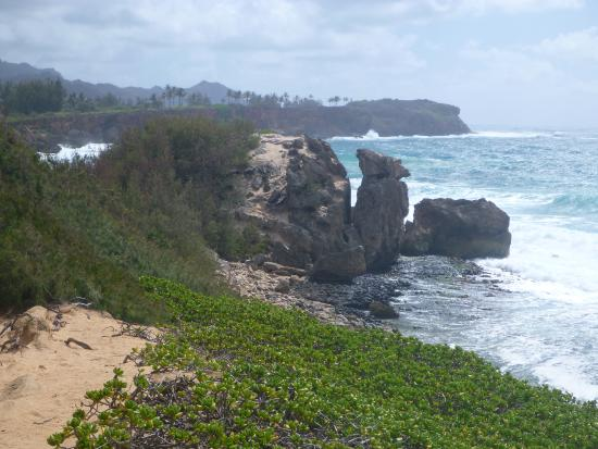 Koloa Heritage Trail: View From Heritage Trail