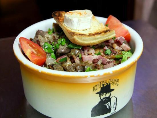 Chez Papa: Salade Super PAPA