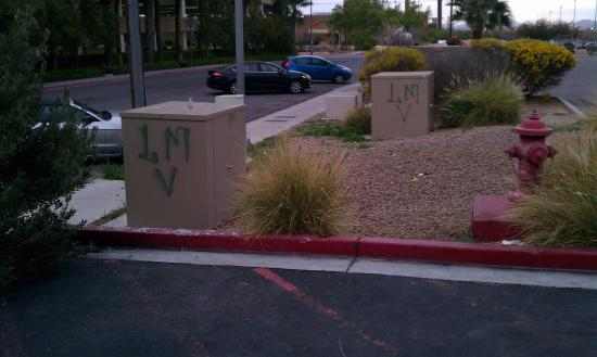 Siegel Suites Select – Las Vegas Boulevard: Property grounds.