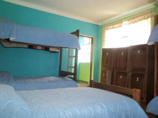 Inka's Hostel: habitacion