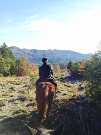 Cabalgatas Haneck : Enjoying the beautiful ride
