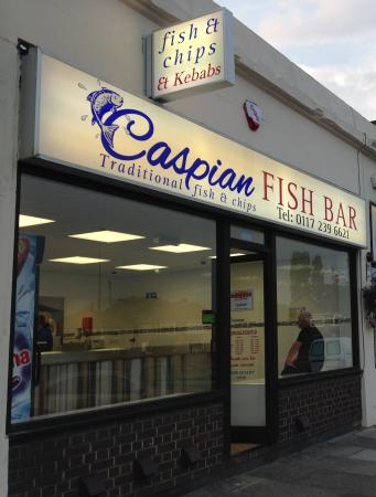 Caspian Fish Bar