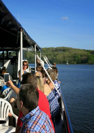 Old Saybrook, CT: Lady Katharine Cruises on the Connecticut River