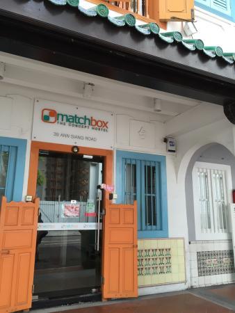 Tribe Theory - Venture Hostel for Startups & Entrepreneurs: Facade of Hostel