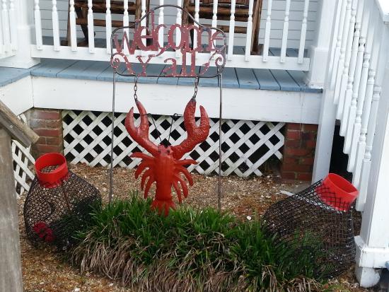 Kaplan, LA: Welcome Ya'll to Mrs. Rose's B&B/Crawfish Haven