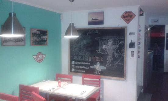 El Hangar Sandwicheria