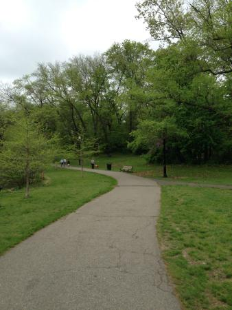 Image result for verona park walking path