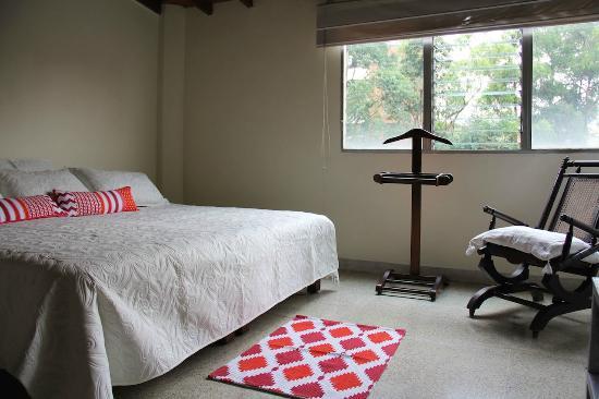 InMedellin Hostel: Habitacion