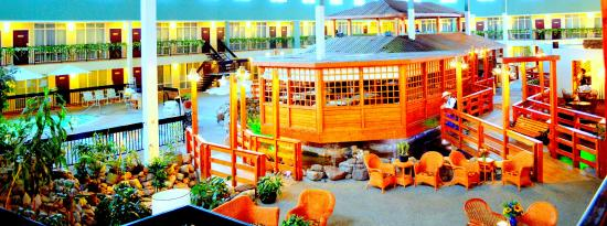 Nisku Inn & Conference Center: Interior