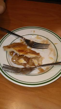 Squires Diner: Delicious apple pie