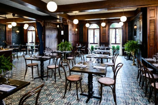 room private dining room fotograf a de hotel sorrento seattle. beautiful ideas. Home Design Ideas