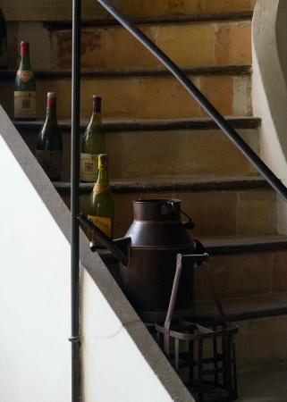 Wine in Provence Tours : At a winery on the tour