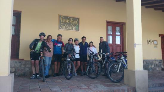 Posada Rural El Capricho: Listos para partir