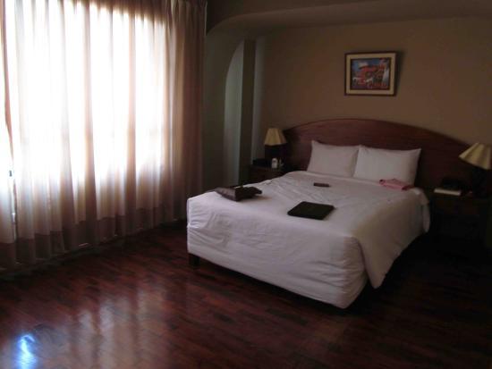 Suites Larco 656: Habitación de la suite