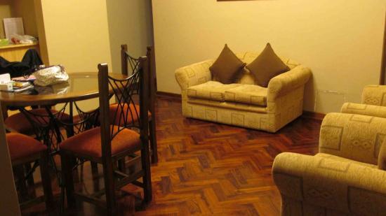 Suites Larco 656: Parte del departamento