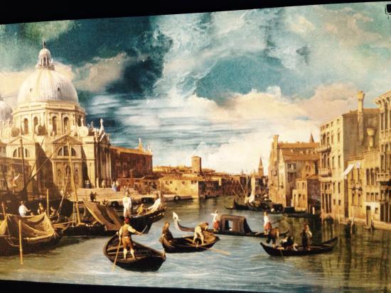 Canaletto exhibition picture of hotel de caumont art - Hotel de caumont aix en provence ...