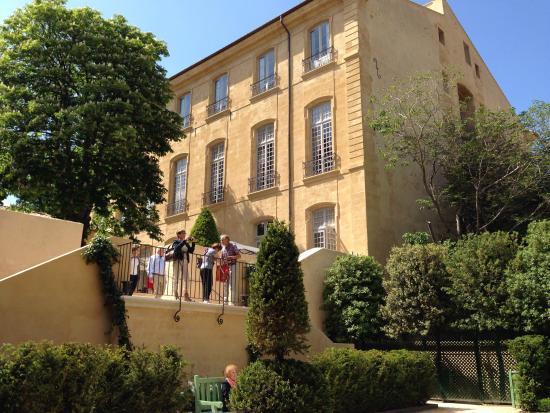 Fa ade de caumont billede af hotel de caumont art - Hotel de caumont aix en provence ...