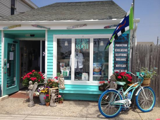 Blue Eden: My favorite place in Stone Harbor