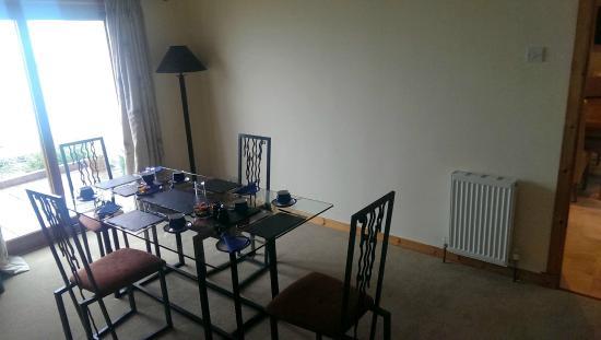 Cairnryan Bed and Breakfast: dinning room