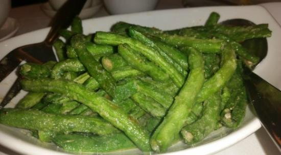 Golden String Beans with Salted Egg - 480 pesos medium size ...
