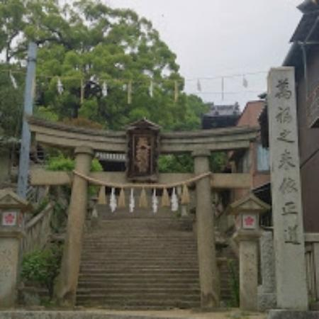 ‪Misode Temmangu Shrine‬