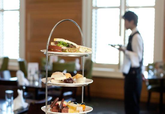 The Grand Cafe: High Tea