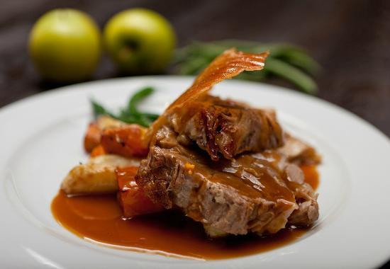 The Grand Cafe: Slow Roasted Pork Shoulder