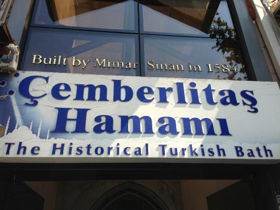 Baño Turco Kadirga Hamami Estambul:walk on in!: fotografía de Cemberlitas Hamami, Estambul – TripAdvisor