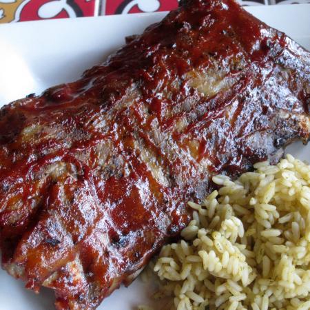 Chili's Grill & Bar: Classic Ribs
