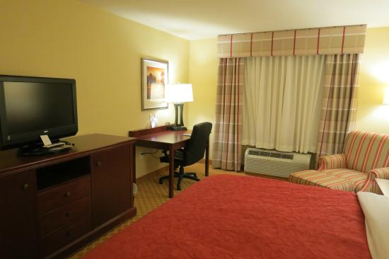 Country Inn & Suites By Carlson, Dothan: plenty of room