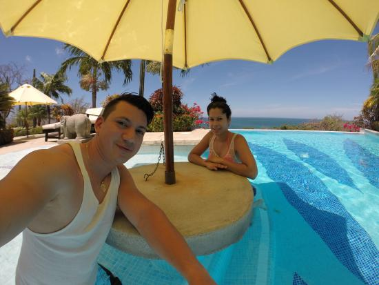 Playa Yankee, نيكاراجوا: Pool