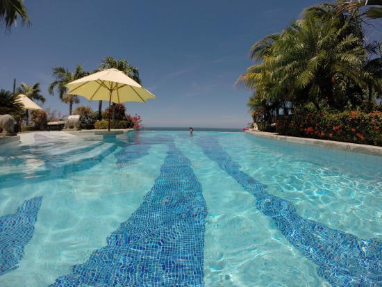 Playa Yankee, نيكاراجوا: Endless pool