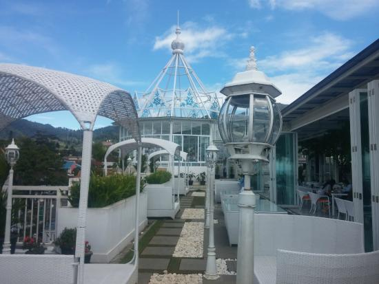 Outdoor Area Picture Of Nicole S Kitchen And Lounge Bogor