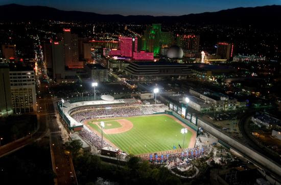 Reno Aces Ballpark