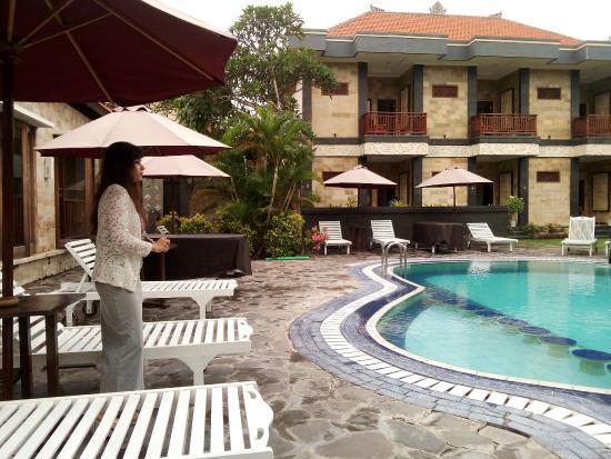 Segara Agung Hotel: Nice pool for a lazy dip