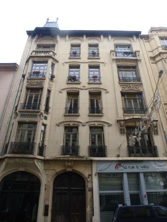 L'immeuble Morin