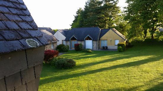 Tregunc, Francia: Vu des logements