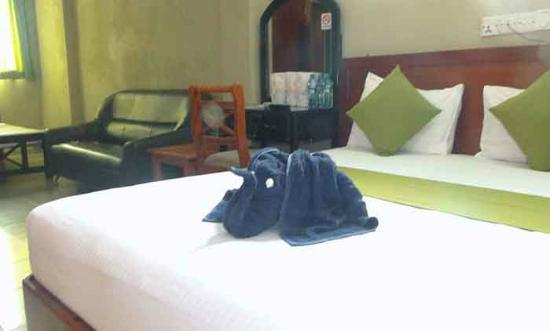 Hotel Sansu: Interior Room