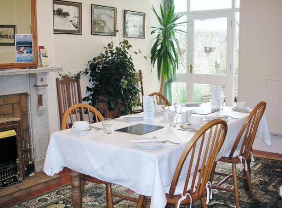 No.89 Vegetarian B&B: Dining Room