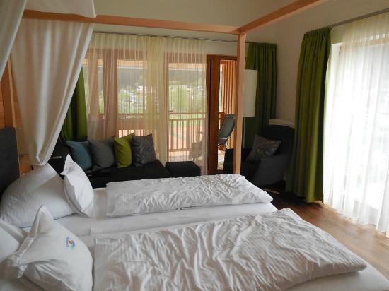 Hotel Brennseehof: Zimmer