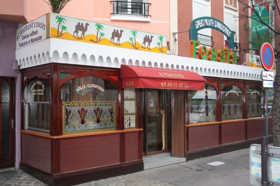 The 10 best restaurants near hotelf1 paris porte de montmartre - Hotelf1 porte de montmartre ...