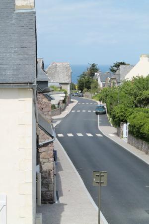 Pleherel-Plage-Vieux-Bourg, Frankrike: à proximité de la mer et de la plage