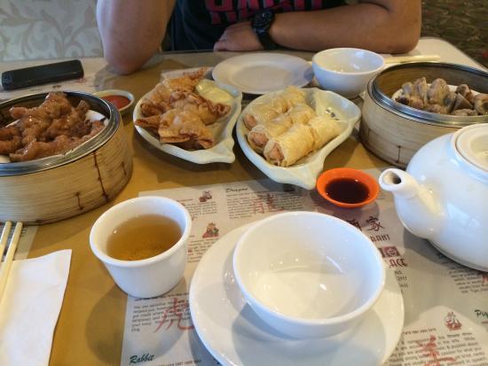 Cha for Tea Palace: Dim sum