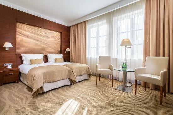Radisson Blu Hotel Gdansk: Standard double