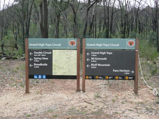Warrumbungle National Park: Warrumbungles Walks