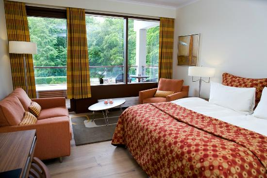 Hotel Hesselet: Modern Terrace Room