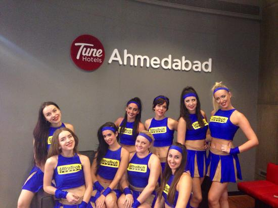 Tune Hotel - Ahmedabad, Gujarat Photo