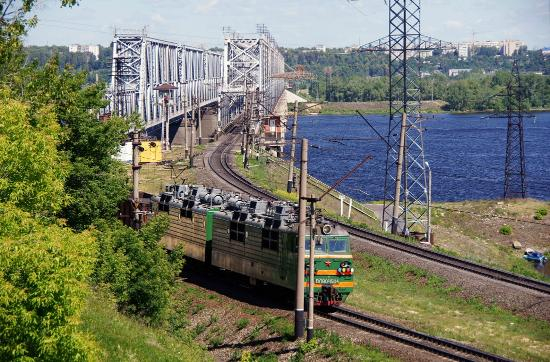 Zelenodolsk Railway Bridge