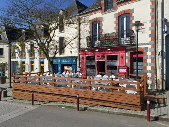 "Grand Fougeray, Fransa: Pizzeria-Crêperie ""La Gourmandise"""
