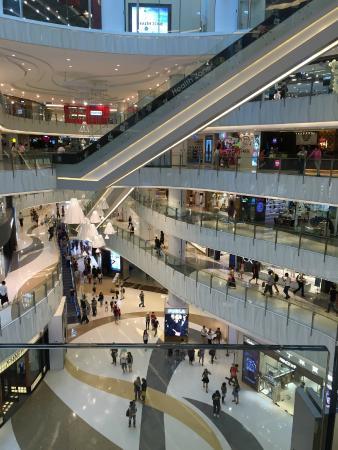 Royal Plaza Hotel: view of MOKO mall